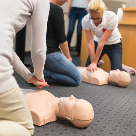 First aid for CQC Requirements